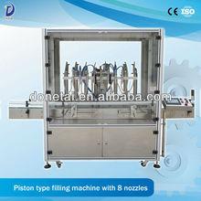 Automatic Bath Care Filling Machine/ Automatic Bottle Filler/Bottle Liquid Filling Machine