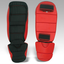 fine quality leather Shin Instep Guards