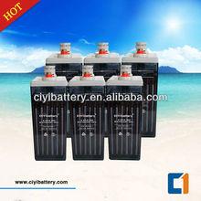 Tubular Plate OPZS Battery Flooded Lead Acid Battery 2V 300AH