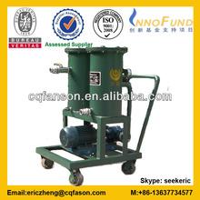 Used Fasonlubricating oil dehydration plant / filter element tankers