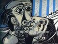 لوحات تجريدية بيكاسو