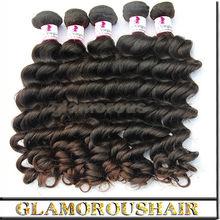 Hot Hair Brand Natural Body Wave Virgin Indian Hair