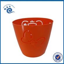 Cartoon Plastic Cute Oval Plastic Baskets