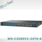 WS-C3560V2-24TS-S cisco 3560 cisco switch 3560v2 cisco-c3560v2-24ts switch