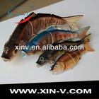 Tuna lure fish hunter 4 jointed bait breath