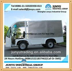 Electric Van For Food Sending