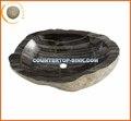 montagem superior pia de granito