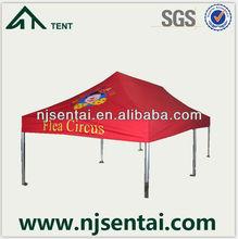 2013 Newly Heavy Duty pvc coated polyester net/aluminium garden shed/tent car roof