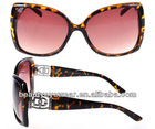 sunglasses italian brand in shiny noble demi color