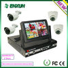 "4CH H.264 CCTV System with 7"" LCD Monitor and 500GB HDD"