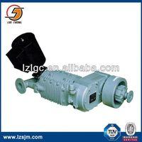 Oil free 8 cbm v max air compressor for bulk cement truck