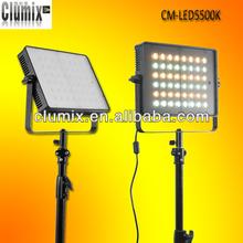 CM-LED5500K led photographic lighting kits for video and studio