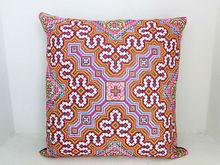 Beautiful Vintage Cushion Covers Fair Trade Thailand
