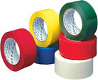 Colored packaging Tapes