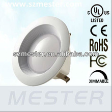 shenzhen Mester Dimmble 13W COB LED downlight UL listed