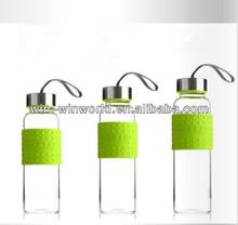 2014 New Design Sport Bottle Stainless Steel Cap