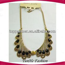 Wholesale fashion basketball necklace fashion eiffel tower necklace for wedding