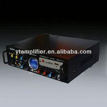 e-tech mp3 player amplifier YT-AV339 with karaoke
