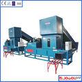 Caliente venta de la fábrica de la venta directa cáscara de arroz / madera / aserrín prensa bramante de la máquina