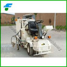 Petite taille conduite type automatique froide en plastique / froid peinture route Machine de marquage à vendre DB-CDSC125