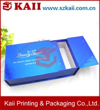 customized cardboard sliding gift box manufacturer in China