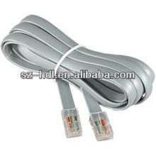 RJ11 6P6C 6P4C 4P4C telephone cable