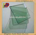 vidro temperado e painel de parede
