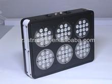 factory direct wholesale high power waterproof apollo 6 led aquarium led lighting coral grow