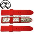 China réplica relógios baratos borrachadesilicone assistir cinta iso9001-2008 ts16949