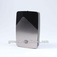 18650 11200mah dual usb power bank case for ipad