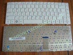 For SAMSUNG R467 R480 R470 RU Laptop keyboard notebook keyboard White colour
