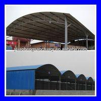 Factory Building Steel Frame