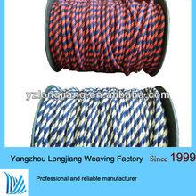 colored decorative cotton rope