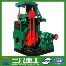 MZJ600 high mechanical pressure high strength automatic concrete paver&brick making machine