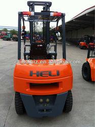 Heli 3 ton electric forklift truck/3 ton lpg forklift/3 ton gasoline forklift
