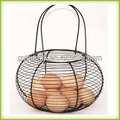 baratos pumpkim forma fio cesta de ovos