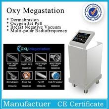Oxygen beauty skin care equipment (Oxy Megastation)