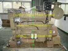 Nta855m350 motor diesel marinho, nta855-m 350hp/1800rmp amplamente utilizado para rebocadores e barcos de pesca