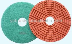 wet concrete polishing pad/wet polishing pads for granite/marble polishing pads