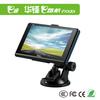 slim 5inch portable gps,8G av-in,bluetooth GPS navigation