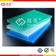 Ten years warranty solar polycarbonate sheets/sunlite polycarbonate sheet/colored polycarbonate sheet