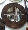la decoración de la aldea de ronda espejo de la pared
