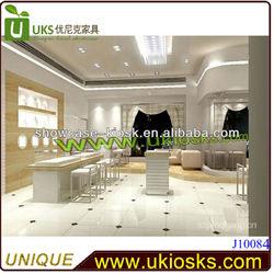 jewelry store layout, jewelry shop interior design