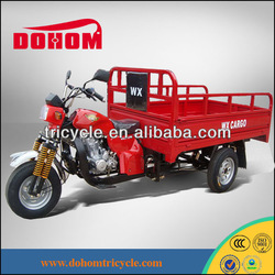 China water cooled cargo tricycle three wheel car for sale