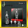 Hot New original kangertech protank 3 clearomizer dual coil atomizer