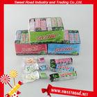 7pcs Center Filled Bubble Gum,Center Filled Chewing Gum