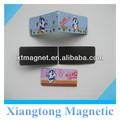 Bambini hanno adorato carino mini happy pengiun pieghevole segnalibro magnetico, segnalibro con magneti