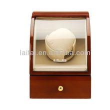 Automatic Dark Maple wooden wooden watch storage case