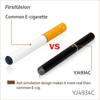 Wholesale alibaba green health electronic cigarette YJ4934C disposable siamese smoke branded electronic cigarette