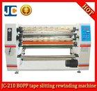 JC-210 Packing tape jumbo roll slitting rewinding machine